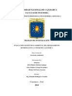 EvaluacinGeotcnico-AmbientaldelProbableDeslizamientoRonquilloenlaCiudaddeCajamarca