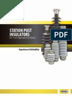 Insulators Catalog Station Posts 85-98