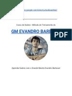 Curso de Xadrez - GM Evandro Barbosa - Aprenda Xadrez com quem realmente sabe