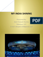 My India Shining