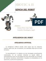 Exposicion IA robotica
