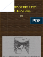 Review of Related Litereature