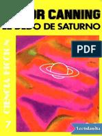 El Dedo de Saturno - Victor Canning