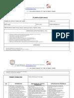 Planificacion Lengua 1ero 2018 Goretti