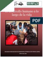 ISL - El Desarrollo Humano a lo Largo de la Vida