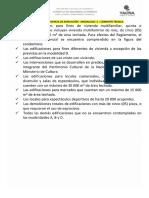 Requisitos Licencia de Construccion