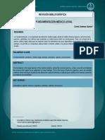 Lectura6_Fundamentación Médico Legal ML I Mód2