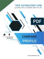 Company Profile NGL 2019