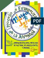 Misión Joven - Pre- Misión