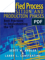 [Scott W. Ambler, Larry Constantine] the Unified P(BookFi) Proses Produksi