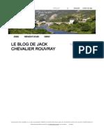 Michel Onfray découvre l'origine de la théorie du Gender - Le blog de Jack Chevalier Rouvray