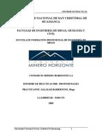 Informe Practicas Horizonte