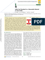 Changing the Renewable Fuel Standard to a Renewable Material