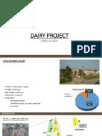 Dudhsagar Dairy at Mehsana India 1970-73