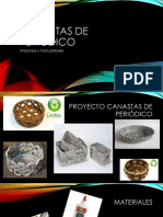 Canastas de periódico ARTESANIAS Y MANUALIDADES.pptx
