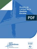 Modelo de Calidad Del Gestión Escolar (1)