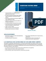 filtro colector de polvos donaldson