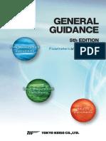 General Guidance 5th Sg-1008-0e