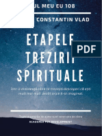 Etapele Trezirii Spirituale - Ciprian Constantin Vlad