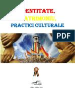 Identitate, patrimoniu, practici culturale - volum.pdf