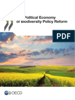The Political Economy of Biodiversity Policy Reform.-oecD (2017)