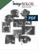 Disney para Flauta