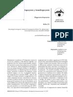 Megacariocitopoyesis