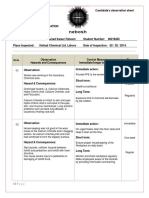 [PDF] Nebosh IGC-3 Observation Sheet (00218445) Final.docx