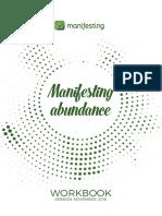 manifesting abundance Srdjan Roje