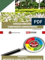 Informe Administrativo Febrero 2018