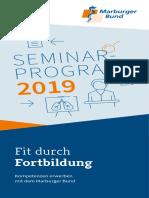 Seminarflyer2019 Fit Durch Fortbildung 27-11-2018 Web