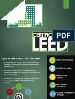 Certificación Leed