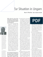 AIB #88 -  Karl Pfeifer Zur Situation in Ungarn 2010