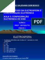 Química PPT - Eletrosfera
