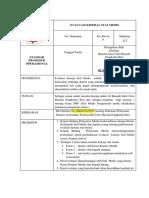 SPO Evaluasi Kinerja Staf Medis
