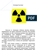 Química PPT - Energia Nuclear