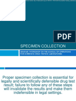 06 Specimen Collection for HOL 2
