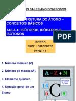 Química PPT - Estrutura do Átomo