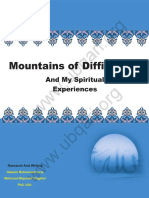 Ubqari_Mountains of Difficulties