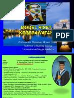 00 Model Riset Kep Nursalam PDF