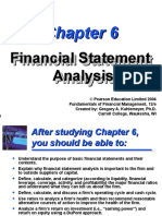 Chapter-06 - Financial Statement Analysis