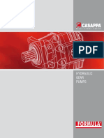 CASAPPA - HYDRAULIC GEARS PUMPS
