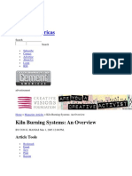 Kiln Burning System