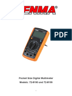 Tenma LCR Meter for Inductance, Capacitance and Resistance