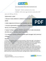 Tipologia b, Analisi e Produzione Di Un Testo Argomentativo, Antonio Cassese, I Diritti Umani Oggi
