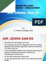 Air, Udara, Dan Es ATMODJO (Undip)