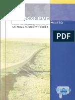 Catalogo PVC Minero Tehmco