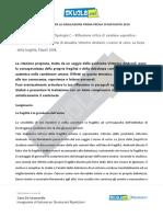 tipologia c, riflessione critica di carattere espositivo-argomentativo su tematiche di attualità, Vittorino Andreoli, L'uomo di vetro