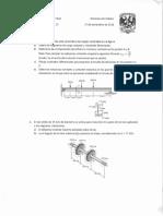 Solución de ejercicios de Mecánica de sólidos