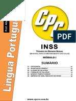 Apostila - Português Módulo I